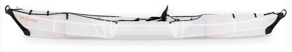 Example of a folding kayak
