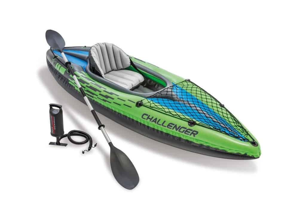 Intex Challenger K1 Kayak picture