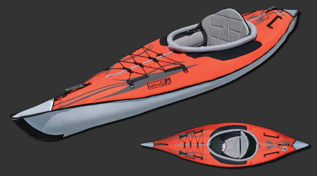 Picture of the Advanced Elements Advanced Frame Kayak