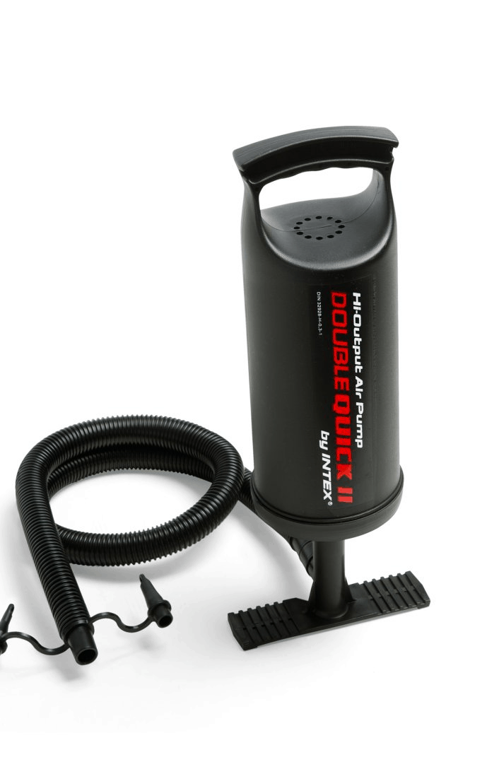 included pump
