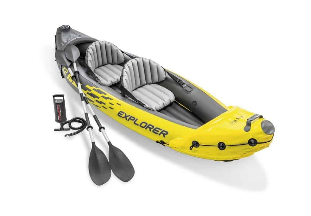 Picture of Intex Explorer K2 kayak