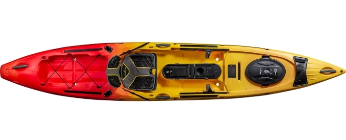 Picture of the Ocean Kayak Trident 13