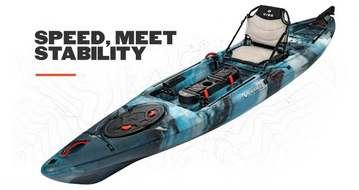 Picture of the Vibe Sea Ghost 130