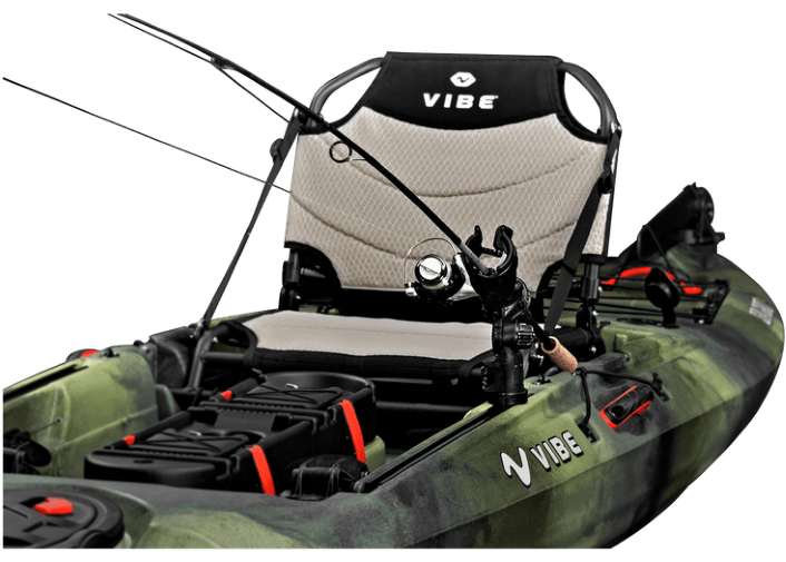 Picture of the Vibe Sea Ghost 130 with fishing set-up