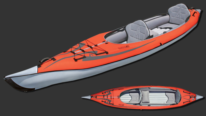 Advanced Elements Advanced Frame Convertible Kayak