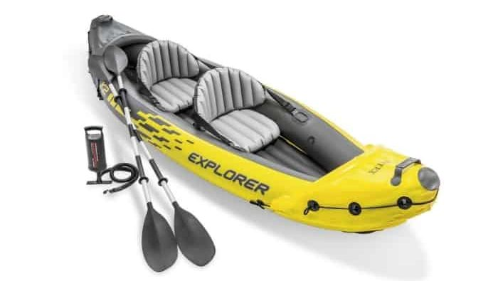 Picture of the Intex Explorer K2 Kayak