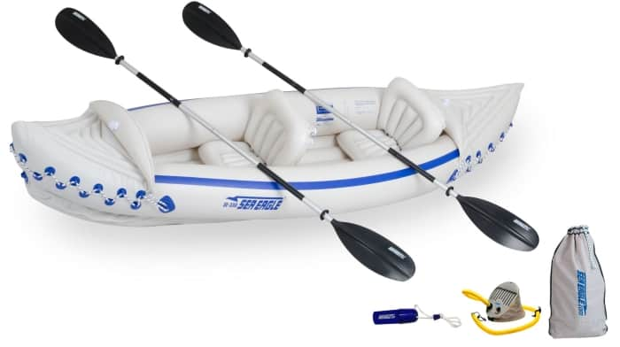 Sea Eagle 330 Kayak