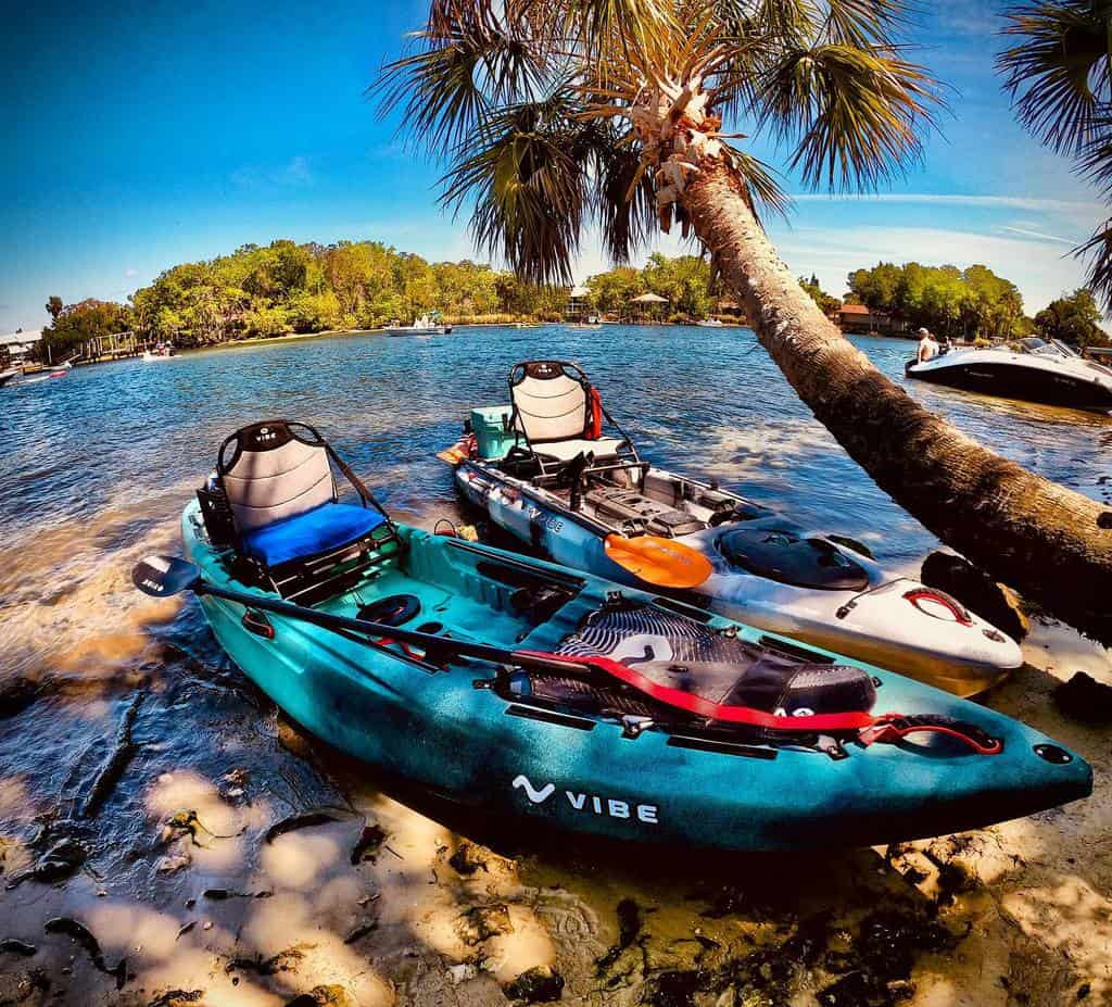 The Best Sit-On-Top Kayak In 2021 [Buying Guide]