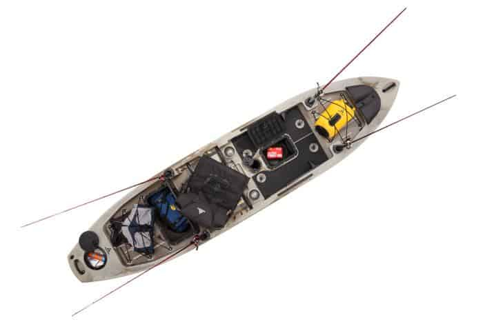 Ascend 12 Ft Fishing Kayak