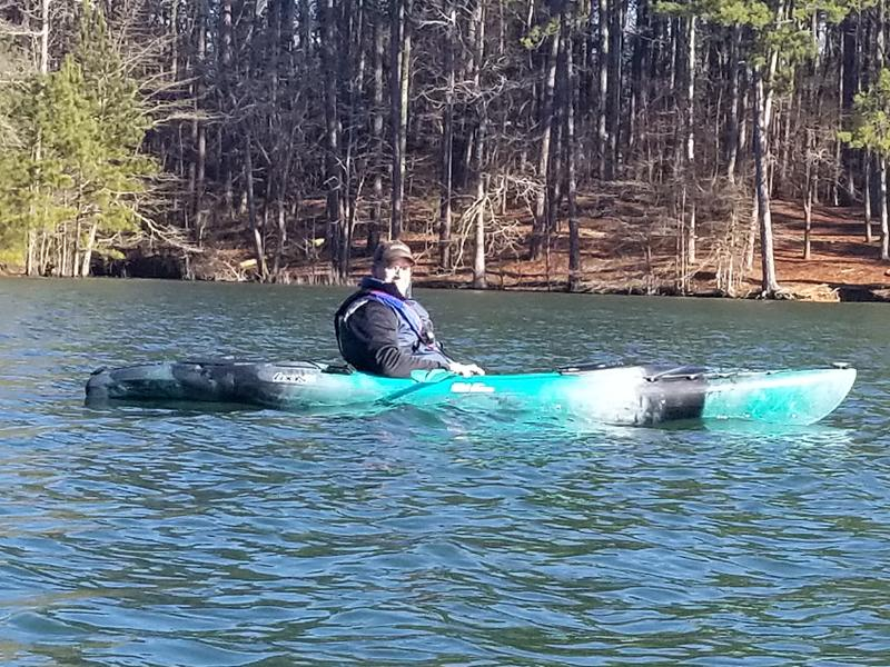 Old Town Vapor 10 Review [2021] − Good Recreational/Fishing Kayak for Beginners