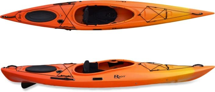 Edge 11 Flatwater Day Touring