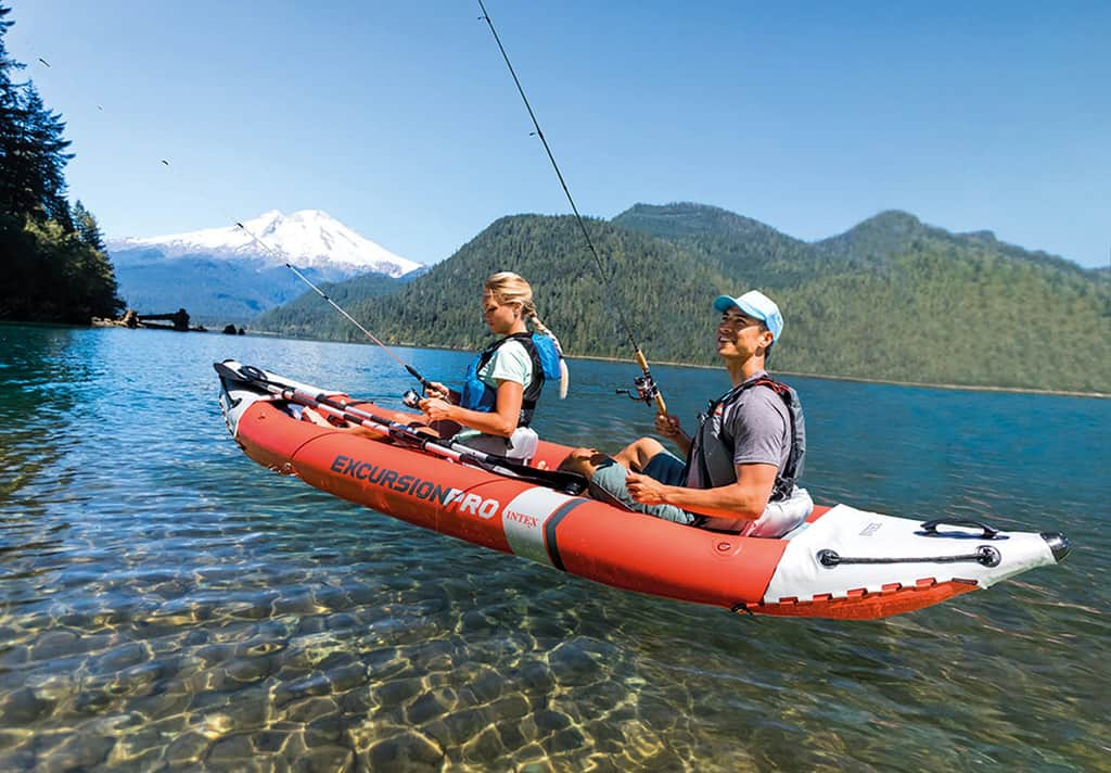 Best Cheap Fishing Kayak [2021] − Get More For Your Money!