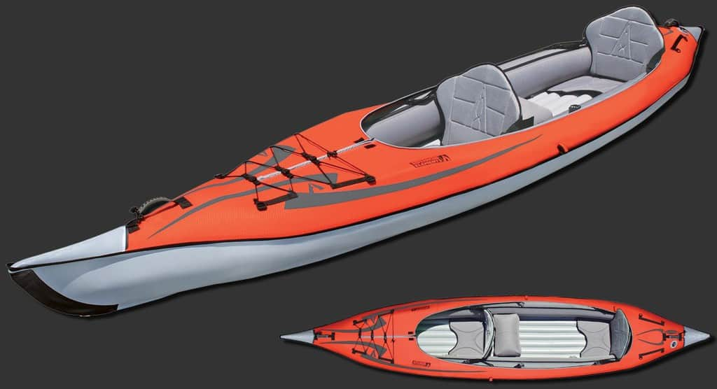 The 7 Best Inflatable Kayaks [2021] − Paddle effortlessly without breaking the bank