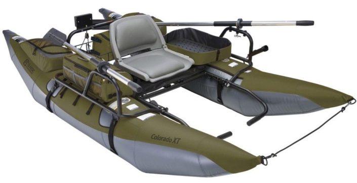 Colorado XT Inflatable Pontoon Boat