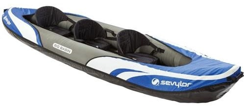 Picture of the Sevylor Big Basin 3 person