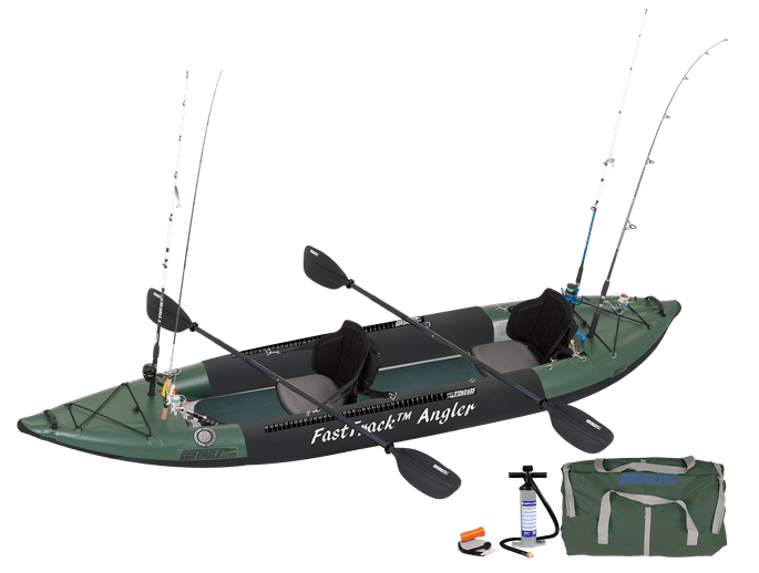 Picture of Sea Eagle Fasttrack Angler 385 Kayak