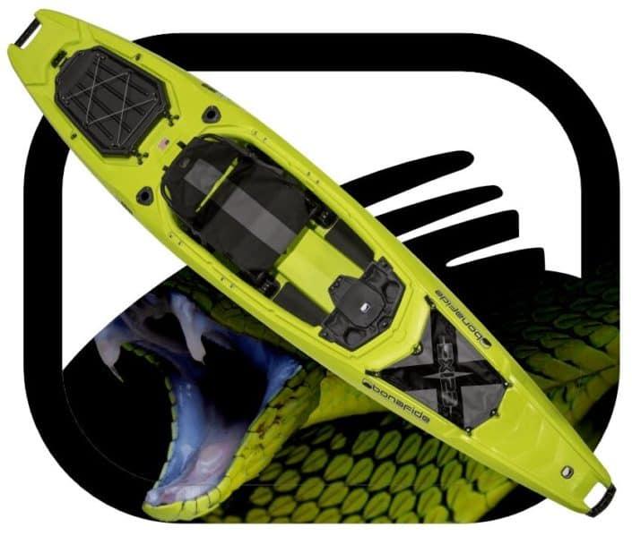 Picture of Bonafide EX123 Venom Kayak