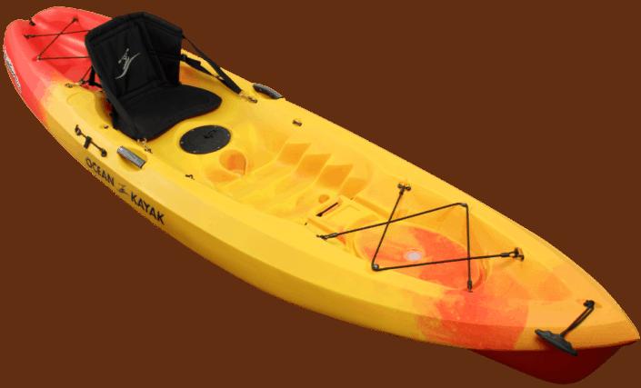 Picture of Ocean Kayak Scrambler 11 Kayak