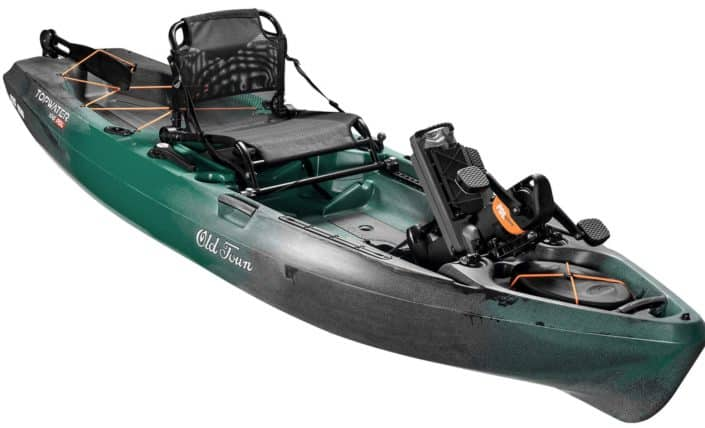 Picture of Old Town Topwater 106 PDL Kayak
