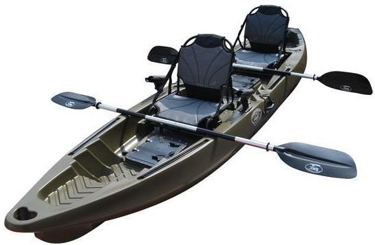 Picture of BKC TK122 Kayak