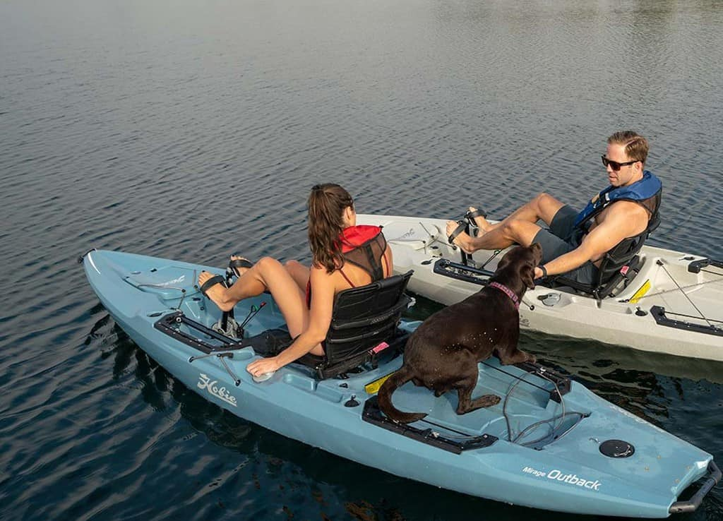 Hobie Outback Review [2021] − Great Value Pedal Fishing Kayak