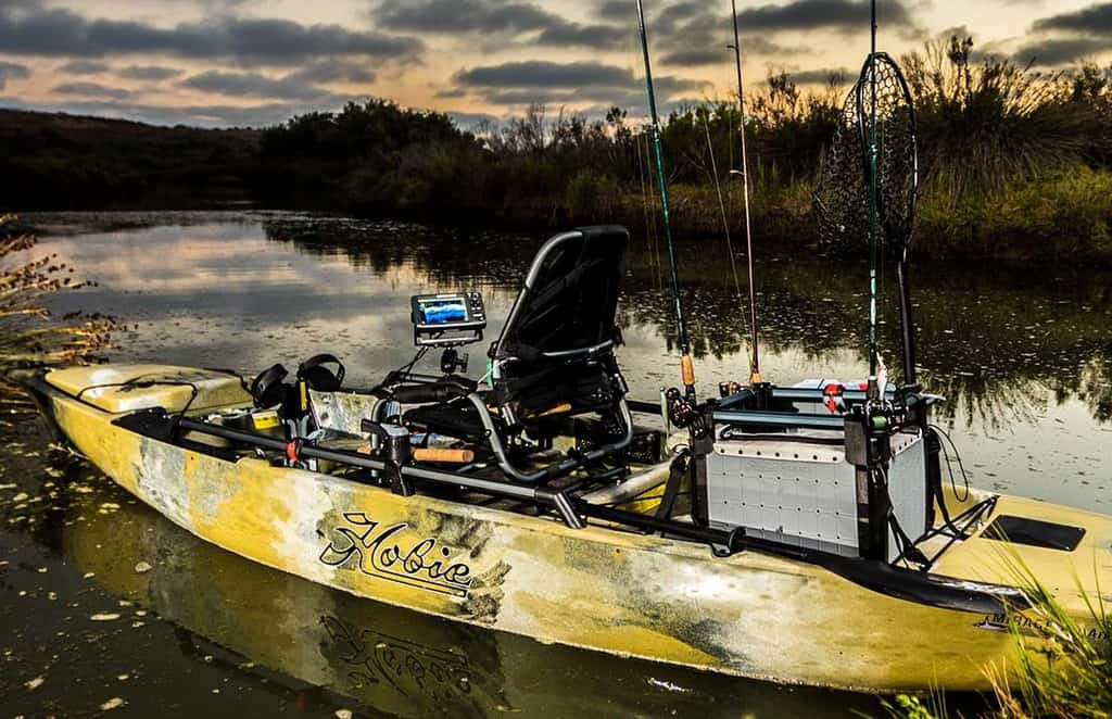 Hobie Pro Angler 14 Review [2021] − An Iconic Pedal Fishing Kayak