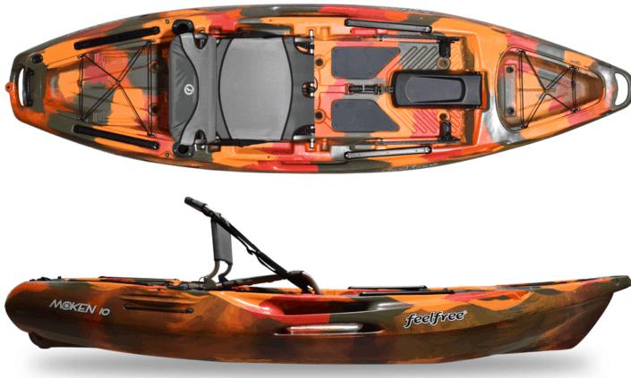 Pic of Feelfree Moken 10 Kayak