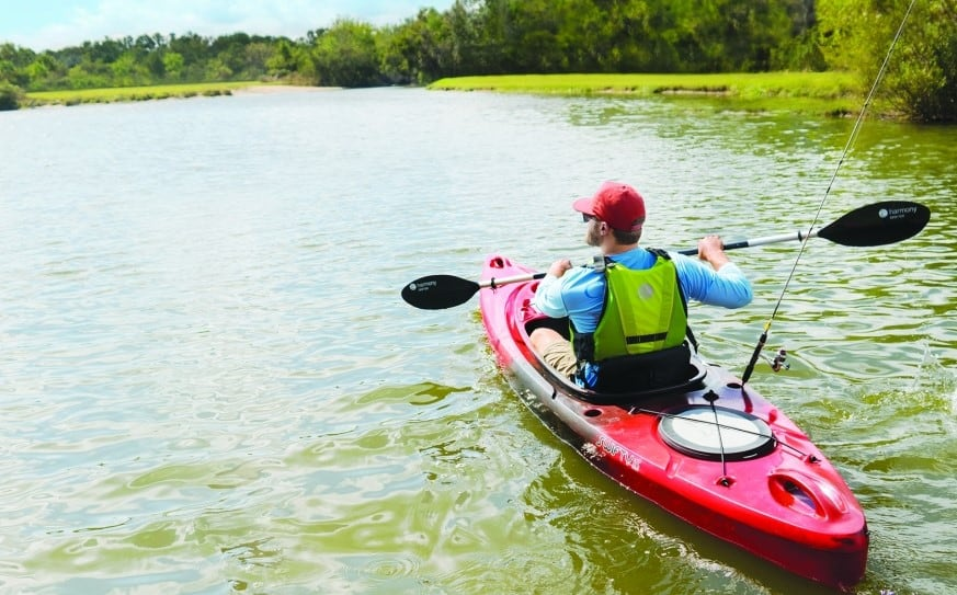 Perception Swifty Deluxe 9.5 Kayak Review [2021] − A Great Beginner Kayak