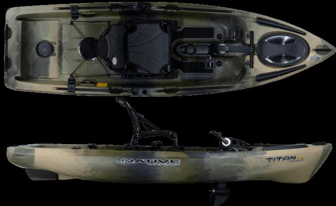 Picture of Native Titan 10.5 Kayak