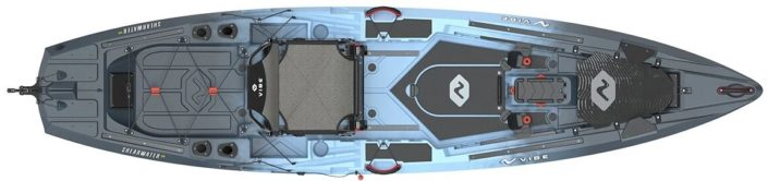 Picture of Vibe Shearwater 125 kayak