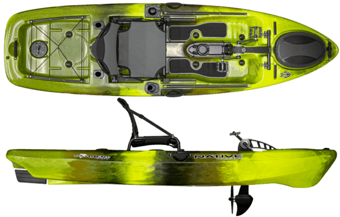 Picture of Native Watercraft Slayer Propel 10 Kayak