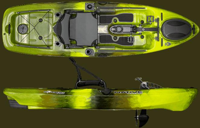 Picture of Native Watercraft Slayer Propel 10 Kayak