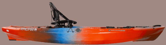 Picture od Wilderness System Radar 115 Kayak
