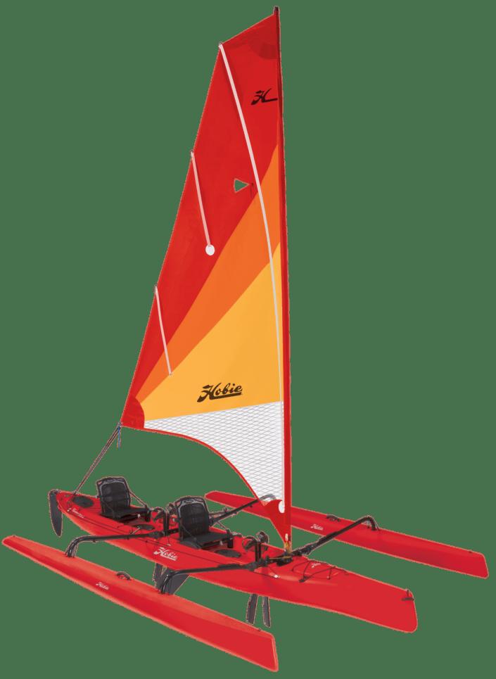 Hobie Mirage Tanden Island Kayak