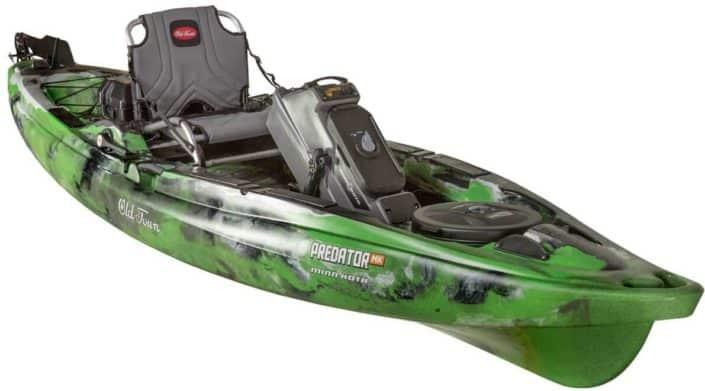 Pic of Oldtown Predator MK kayak