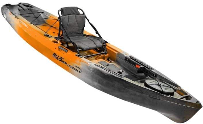 Pic of Oldtown Sportsman 120 kayak