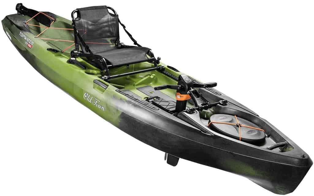 Old Town Topwater 120 PDL Review [2021]