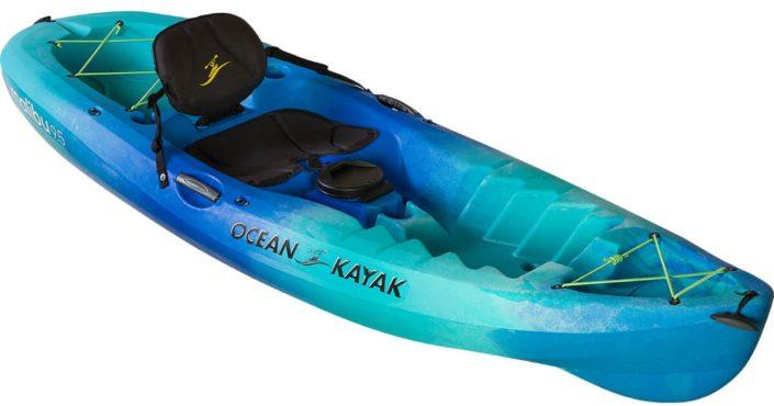 Ocean Malibu 9.5 kayak