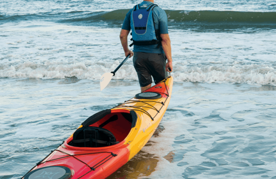Perception Carolina 14 Review [2021] − A Great, Fast Touring Kayak