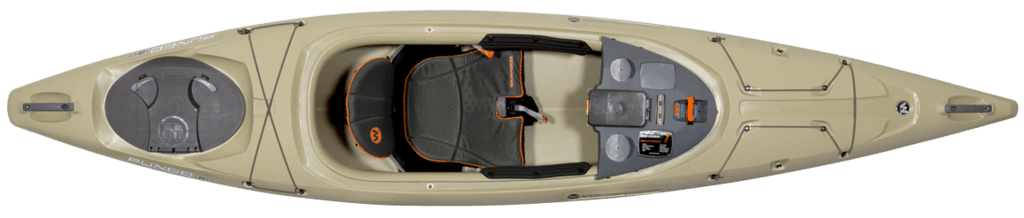 Pic of Wilderness Systems Pungo 120 kayak model