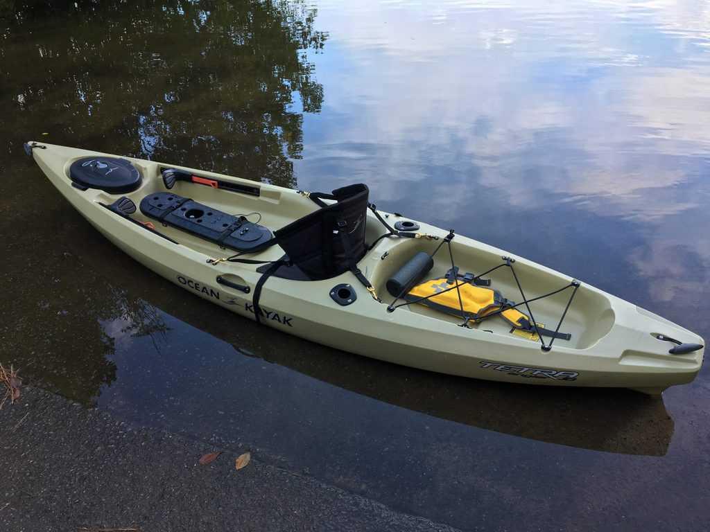 Ocean Kayak Tetra 10 + Tetra 10 Angler Review