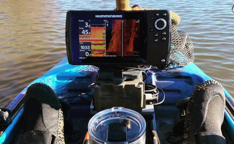 6 Best Fish Finders for Kayaks [2021]
